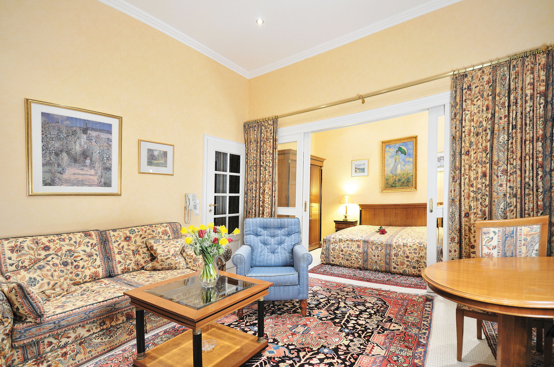 appartements hotel residenz am rosengarten hotel bad kissingen rh n. Black Bedroom Furniture Sets. Home Design Ideas
